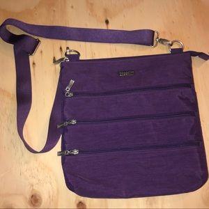 Baggalinni Purple Crossbody